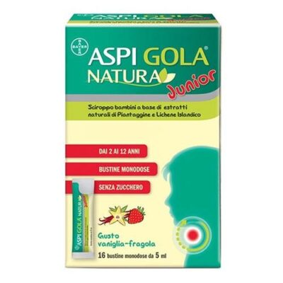 bayer-aspi-gola-natura-junior-16-bustine